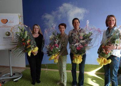 Blumenpraesente-Team